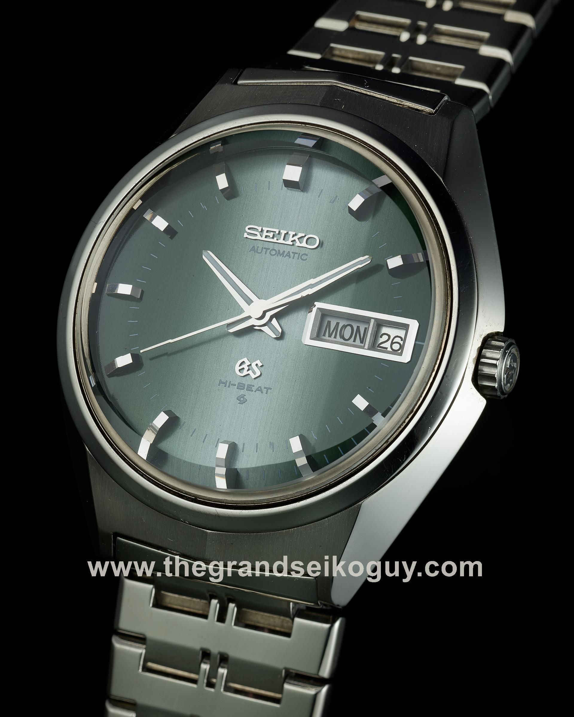 seiko close watches grand snowflake detail surface articles the up on dial